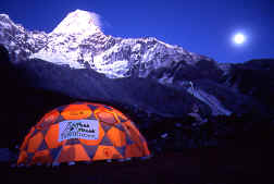 Peak Freaks ama dablam base camp