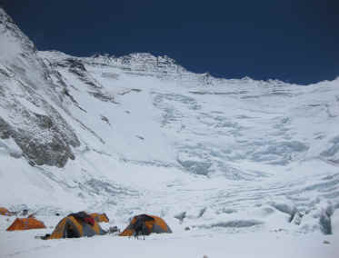 Camp 2 Everest- Nelson Dellis photo