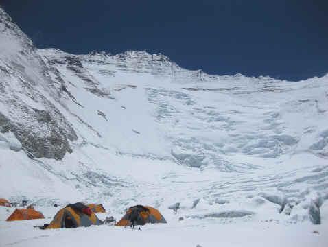 Peak Freaks Camp 2 Mount Everest
